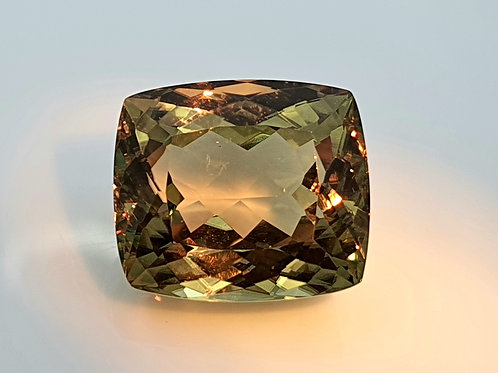 9.20 ct Natural Color Change Turkish Diaspore cushion gemstone