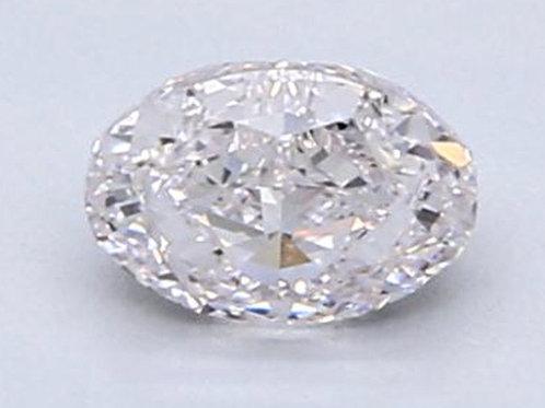 0.5 carat VVS2  Faint Pink Diamond GIA certified