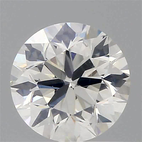 0.50 Cents, H Color, GIA CERTIFIED DIAMOND SOLITAIRE, H COLOR, SI1, 3EX