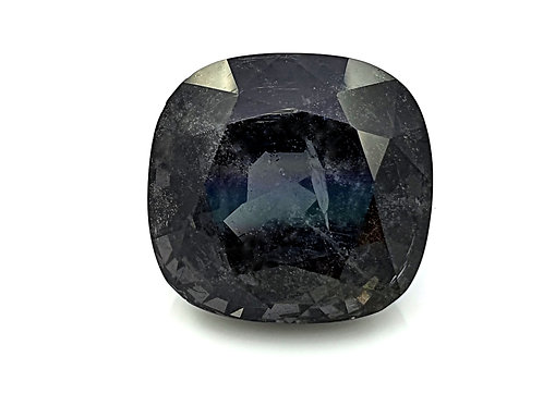 GIA Certified 24.20 cts Natural Burmese Grey Spinel