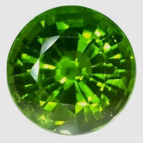 US$ 350 P/C, 26 t Burmese Peridot vivid Green Loose gemstone