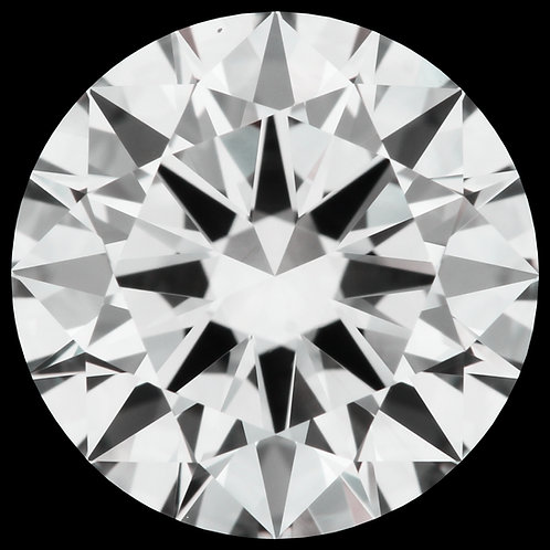 GIA CERTIFIED DIAMOND, 2.19 CT, I , VS1, EX, EX, EX