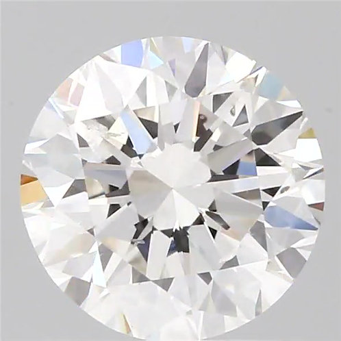 1.0 CT, H COLOR, SI2,  LOOSE DIAMOND GIA CERTIFIED,  EX-EX-VG