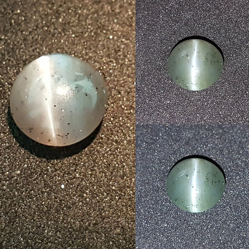 Natural 2.30 ct Cats Eye Alexandrite from India