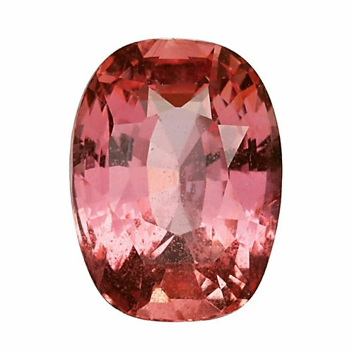 3.22 Ct Natural Padparadscha Sapphire from Sri Lanka