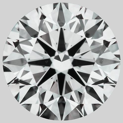 0.90 CARAT, H COLOR, VS1 GIA CERTIFIED DIAMOND SOLITAIRE