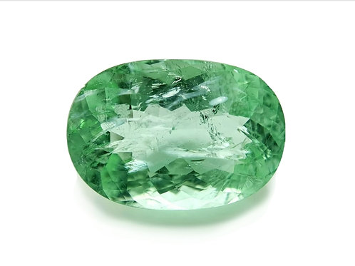 Make offer11.14 cts Neon Green Paraiba Tourmaline AIGS Certified loose gemstone
