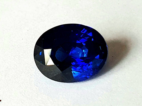 US$ 1500 P/C, Royal Blue Sapphire Sri Lanka Heat only