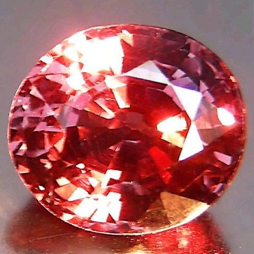 2.17 ct Natural Color Change Garnet loose gemstone