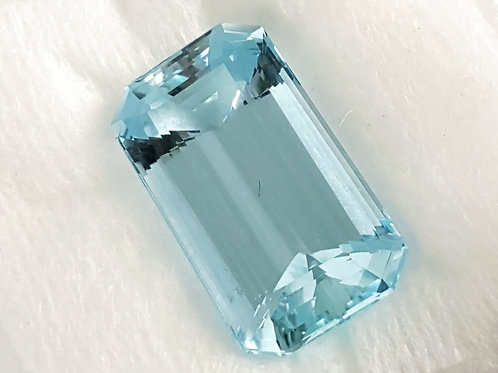 29.66 ct Natural Aquamarine from Brazil