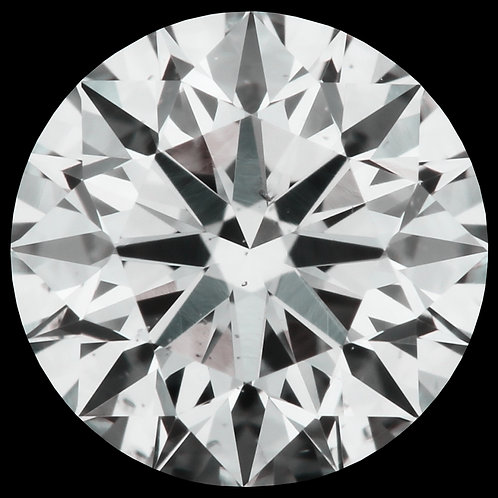 0.90 CT, H COLOR, SI1,  LOOSE DIAMOND, GIA CERTIFIED  VGEXEX, NON