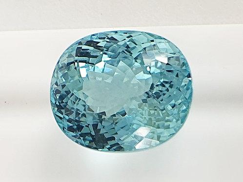 US $0000/Ct, 9.06 Ct Electric Neon Blue  Paraiba Tourmaline from Mozambiqe