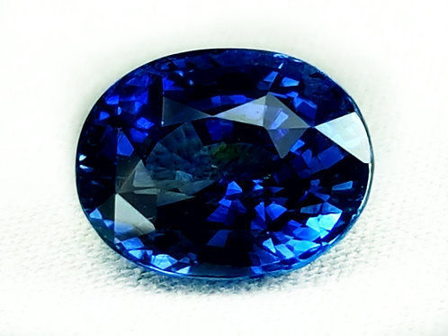 4.54 ct GIA Certified Natural Blue Sapphire Sri Lanka