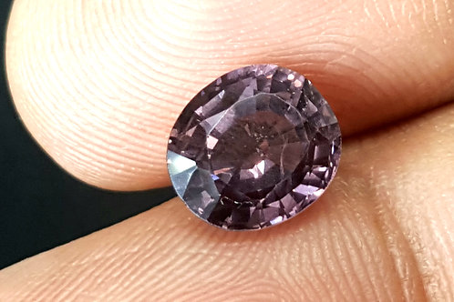 2.28 ct Natural Purple color Spinel from.Tanzania