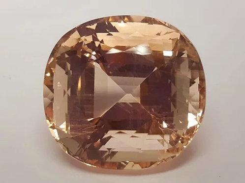 79.30 Carat Natural Morganite BEAUTIFUL cut no heat no Treatment