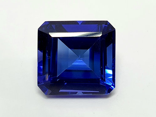 Fine 16.22 cts AAA Natural Tanzanite Blue  Loose Gemstone from Tanzania
