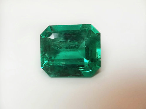 GUBLIN NO OIL 40+ CT COLOMBIAN EMERALD