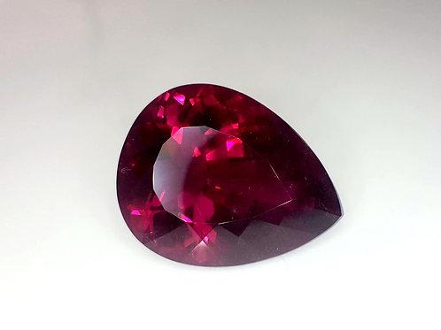Magnificient Rubellite Tourmaline 23.9 ct loose stone