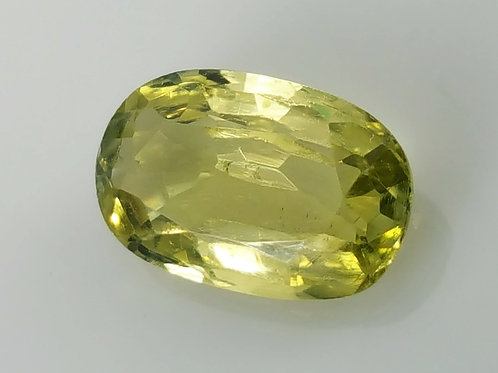 2.20 ct Natural Chrysoberyl loose gemstone from Sri Lanka