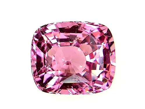 2.0 ct Natural Tajikistan Spinel like pink Diamond watch video