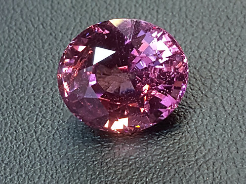 9.34 ct Natural pink Spinel from Tajikistan