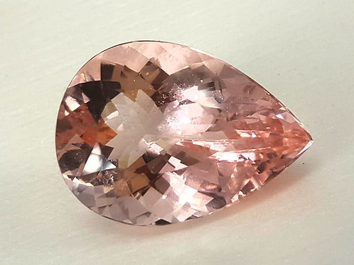 40.07 ct Natural Morganite from Brazil