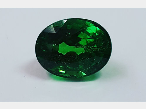 4.88 cts Natural Tsavorite Garnet from Kenya