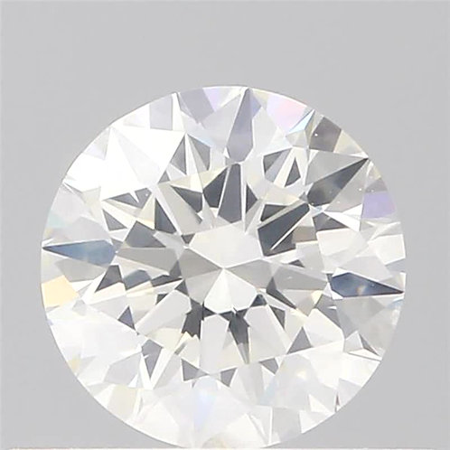 0.51 Cents, H Color, GIA CERTIFIED DIAMOND SOLITAIRE, H COLOR, SI1, 3EX