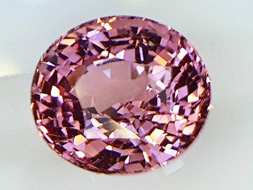 1.68 ct Natural Tajikistan Spinel like pink Diamond watch video