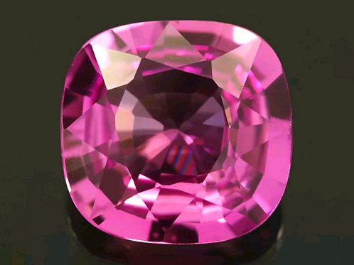 1.0 ct Natural Pink Sapphire stone from africa