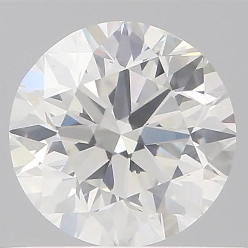 0.70 Carat, H COLOR, SI1 GIA CERTIFIED DIAMOND SOLITAIRE