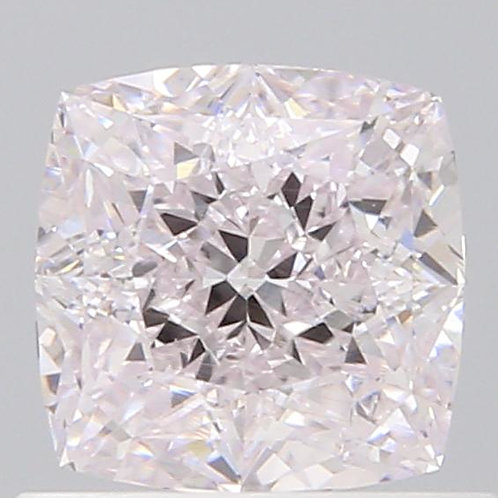 0.70 carat very Light Pink Diamond GIA certified