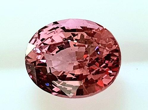 2.16 ct Natural Tajikistan Spinel like pink Diamond watch video