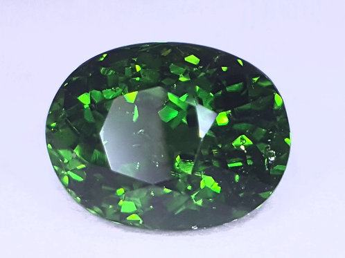 4.19 cts Cert Natural Chrome Tourmaline Mozambique