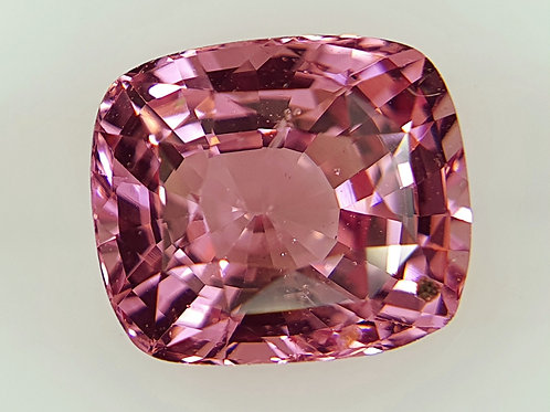 2.0 ct Natural Tajikistan Spinel like pink Diamond watch video