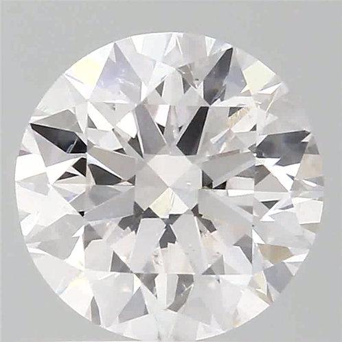 1.0 carat Pink Brown Diamond GIA certified