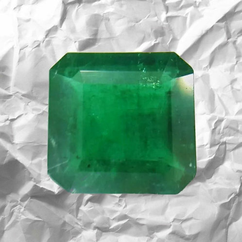 Natural Emerald  2.05ct  vivid green from Brazil