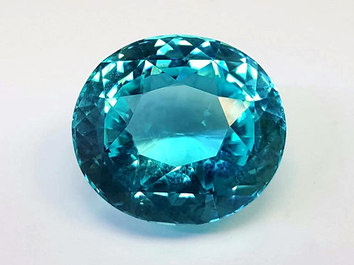 US $29888/Ct, GIA Certified 23 carat Fine Paraiba Tourmaline from Mozambique