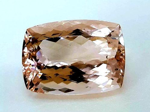 32.18 Ct Natural Morganite from Brazil