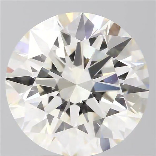 4.03 CT, I COLOR, VS1. LOOSE DIAMOND GIA CERTIFIED,  3EX, NONE