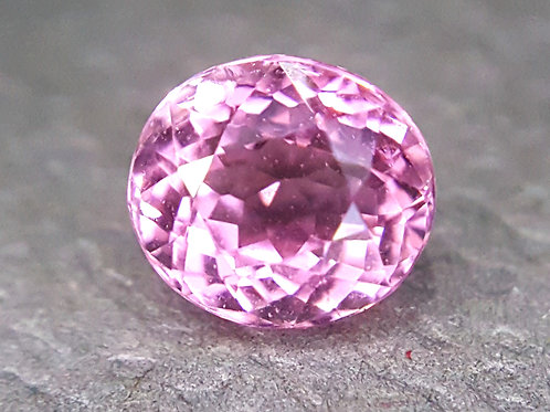 Natural baby pink tourmaline VVS from Mozambique
