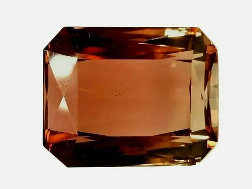 24.50 ct Bi Color Tourmaline from Brazil