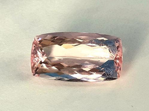 14.20 Ct Natural Morganite from Brazil