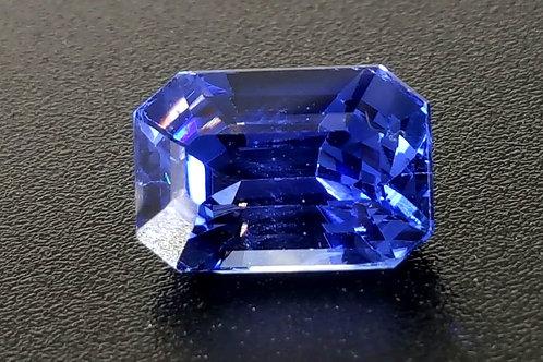 4.70 deep blue natural Sapphire from Sri Lanka