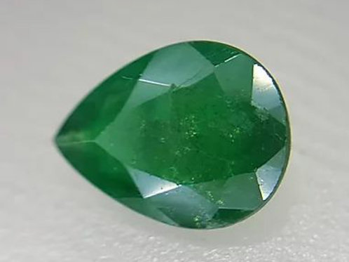 Natural Emerald 1.21 ct loose gem oiled only