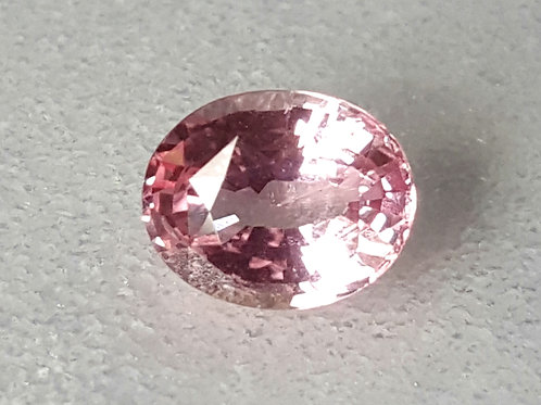 1.37 ct Natural Padparadscha Sapphire from Sri Lanka