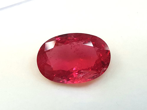 US $4500/ Ct.GRS certified 16.23 Ct Natural Mahenge Spinel from Tanzania