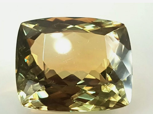 13.98 Ct RARE Color Change Zultanite (Diapsore) cushion shape from Turkey, watch