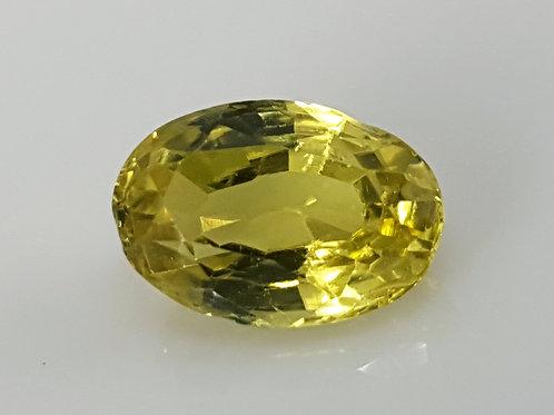 1.95 ct Natural Chrysoberyl loose gemstone from Sri Lanka