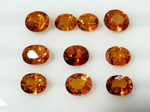 9.38 cts Natural Spessartine Garnet loose gemstone
